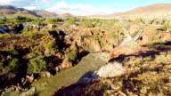 HELI Epupa Falls video