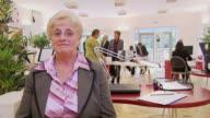 Equal opportunites older staff HD video