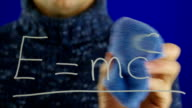 Erase E= mc2. video