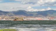 Erhai Lake Cruise in Dali , Yunnan province ,China video