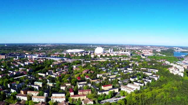 Ericsson Globe Stockholm video