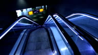 Escalator + Audio video