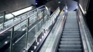 Escalator + Audio video