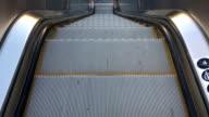 Escalator downstairs video