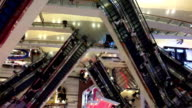 Escalator video