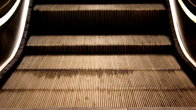 Escalator (HD) video