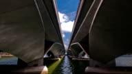 Esplanade Bridge Singapore video