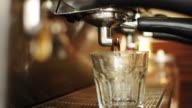 Espresso - Making Coffee HD/PAL/NTSC video