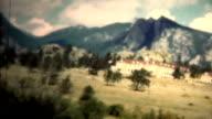 (8mm Vintage) 1949 Estes Park, Colorado USA video