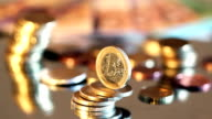 euro currency video
