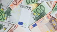 Euro Money background video