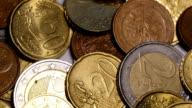 Euro Money Rotating video