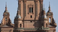 European Architecture Of Cathedral Or Palace video