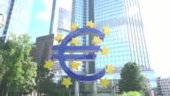 European Central Bank, Frankfurt video
