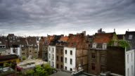 European City Rooftops video