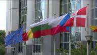 European Parliament Building 2, Brussels video