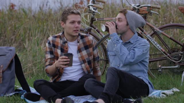 Evening Biking Date video