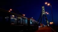 Evening Bridge. video