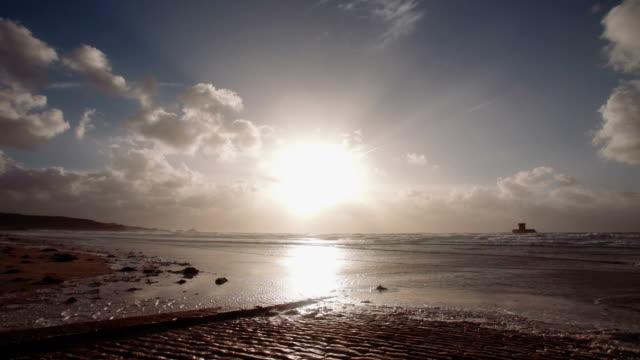 Evening Kite Surf video