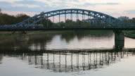 Evening view of the bridge video