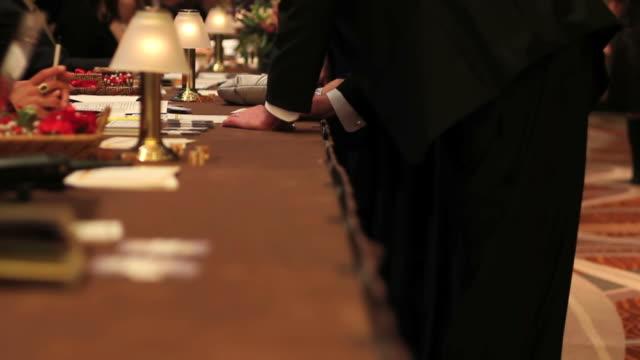 Event reception video