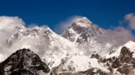 Everest peak video