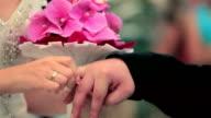 Exchanging rings video