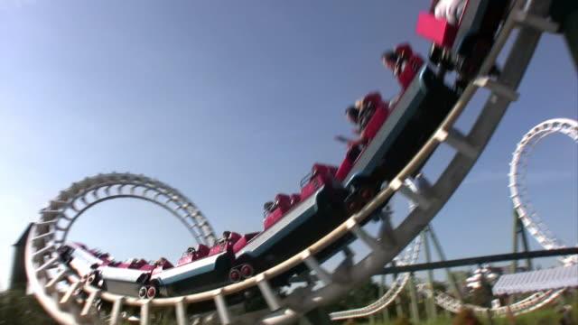 Excitement  Rollercoaster video