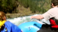 Exciting Whitewater Rafting video