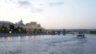 Excursion Ships On Moscow River video