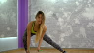 Exercises with drum sticks video