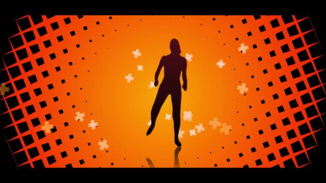 Exercising Woman video