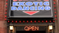 Exotic Dancing. video