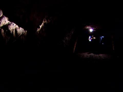 Exploring an abandoned coal mine video