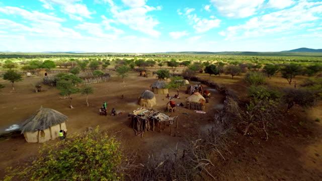 HELI Exploring The Himba Village video