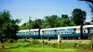 Express train video