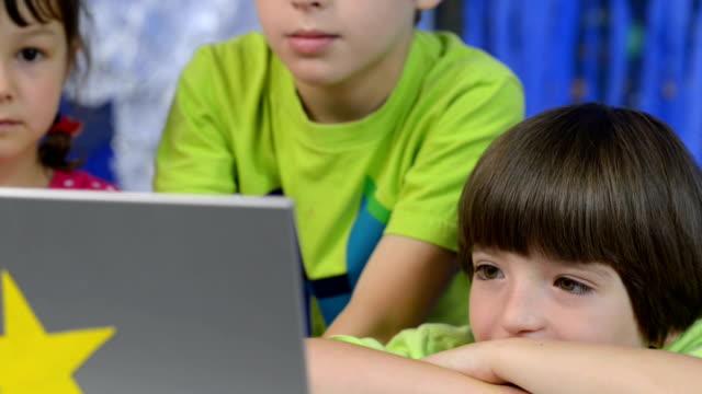 Expressive Kids at Kindergarten video