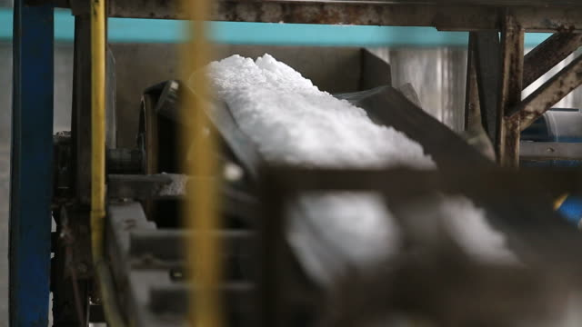 Extraction of salt video