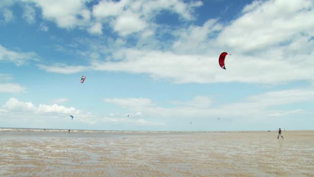 Extreme Kitesurfing HD video
