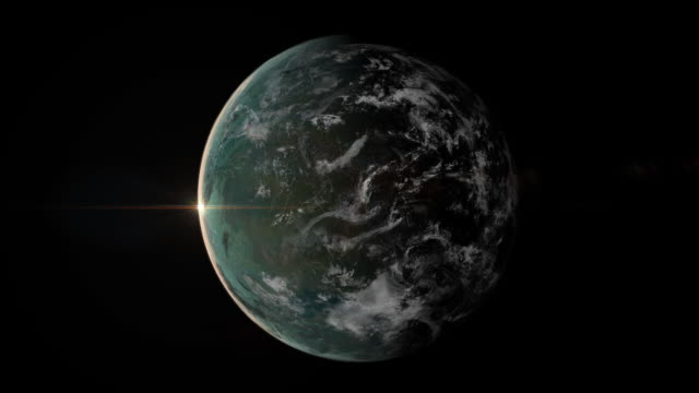extreme night earth zoom add your own ending video