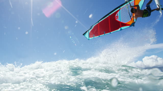 Extreme Sport Windsurfing video