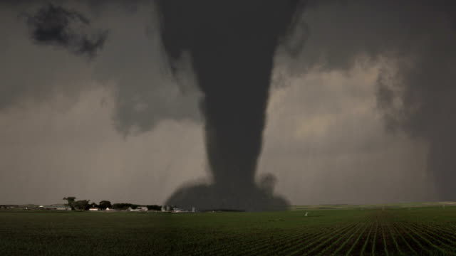Extreme Weather Tornado Destruction video