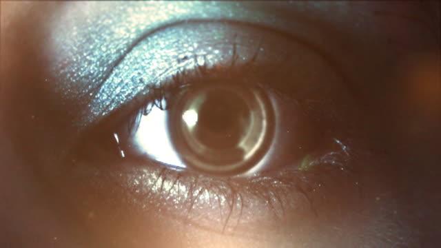 eye as a lens concept video