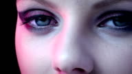 Eye contact video