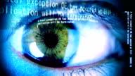 eye data video