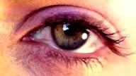 Eye Stare. HD video