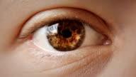 Eye video