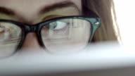 Eye watching screen  TH video