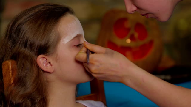 Face Painting video