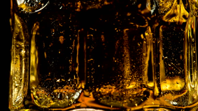 Facets of Glass Mugs of Beer video